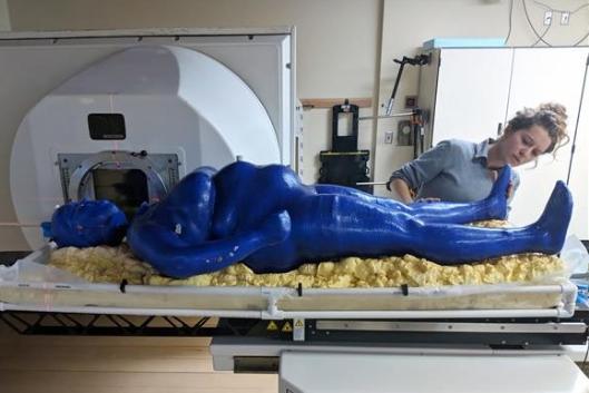 Phantom项目将被创建并用于医疗领域 以更精确地治疗癌症患者