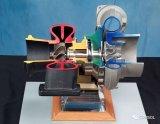 分析交叉耦合轴承力给涡轮增压器设计带来的影响