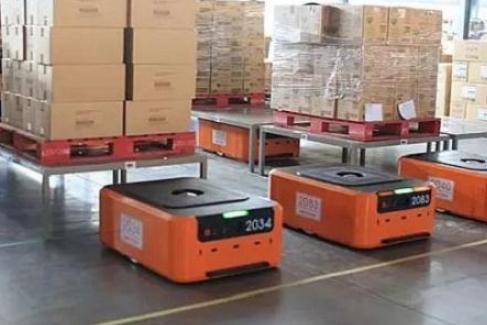 智能仓储机器人应用增多 但仍处于行业初期