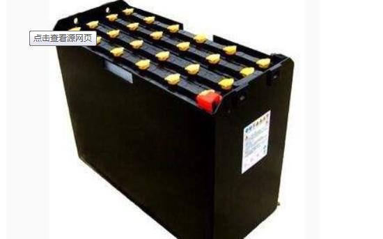 如何提高叉车蓄电池的的使用寿命