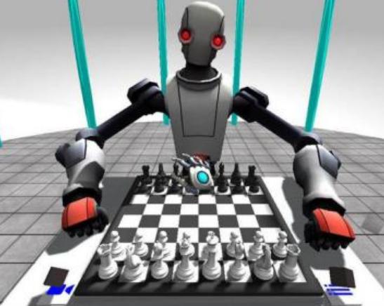 未来机器人会在VR技术上走进课堂