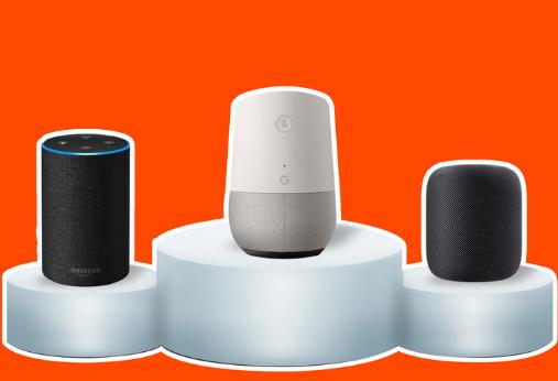 亚马逊首次失去智能音箱市场的头把交椅 Google Home紧追猛赶