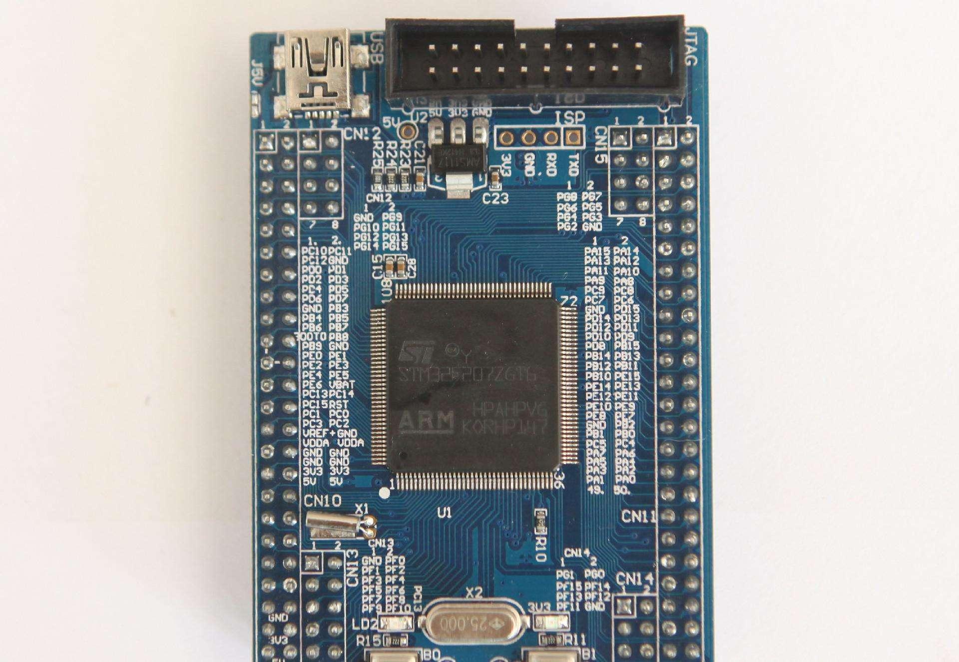 如何采用STM32中的控制定时器Tim1实现计数器功能