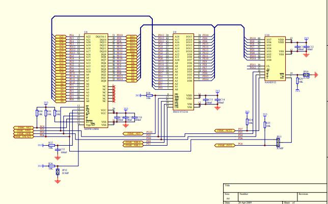 红牛STM32开发板详细电路原理图资料免费下载