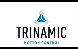 Trinamic发布全新的StepRocker™家族成员
