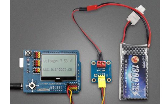 如何使用Arduino测量电源电压的资料说明