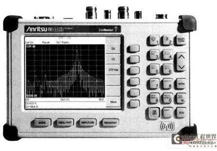天线分析仪的应用广泛 可当信号发生器使用