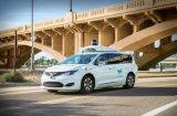 Waymo自动驾驶汽车成路怒靶子 国际创业大赛华科芯片技术摘得桂冠