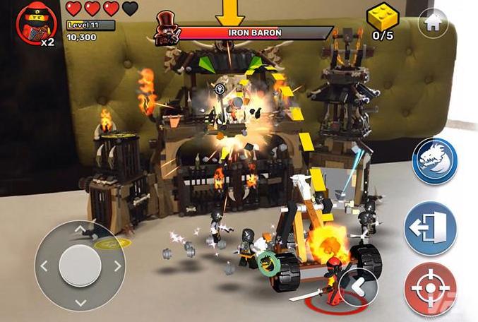 Playgrounds AR应用登陆iOS平台开放下载