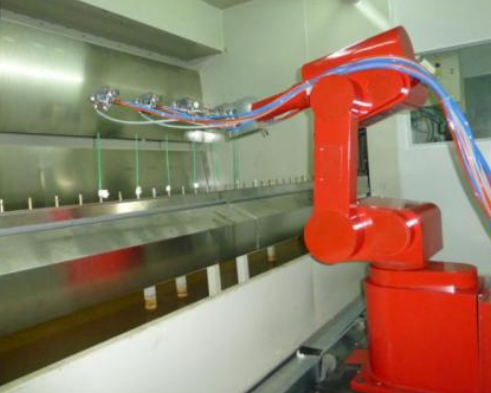 机器人在自动化成套装备设备生产过程中的应用比较广泛