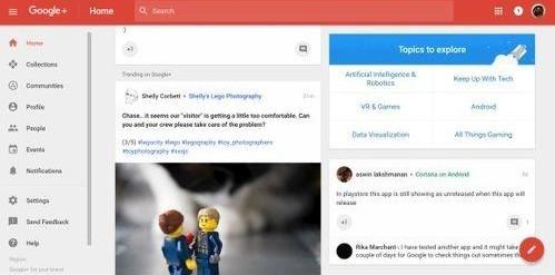 谷歌因软件Bug决定提前4个月关闭Google+媒体服务和API