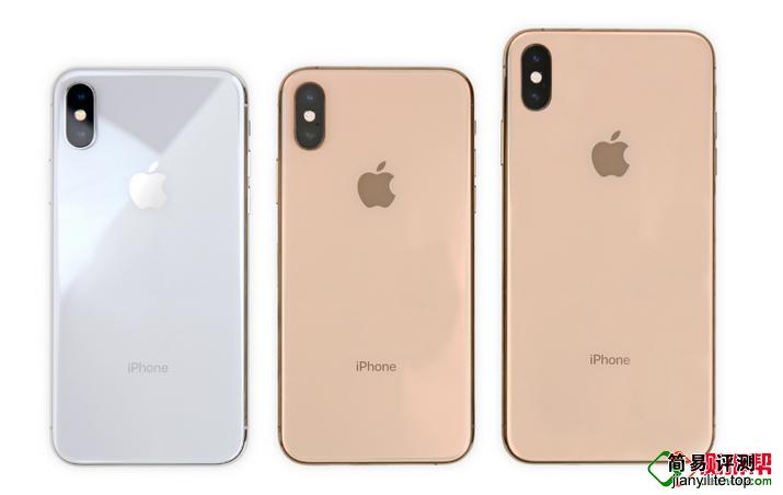 iPhoneXS及iPhoneXSMAX高清拆解图赏