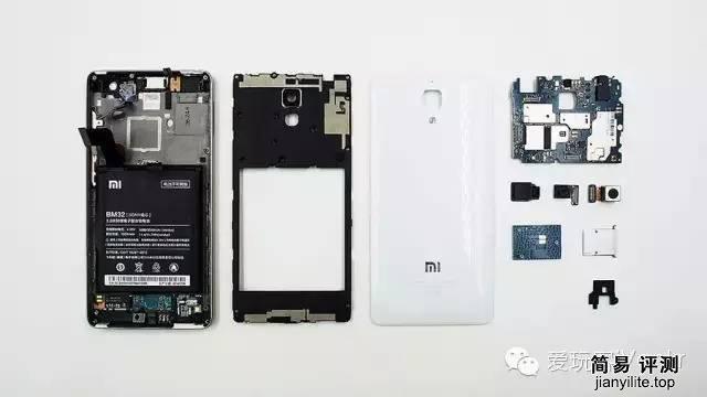 小米手机4图文拆解教程