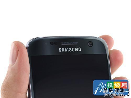 三星S7手机拆解 整体构造更加精密拆解难度也更高