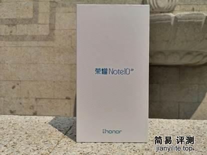 荣耀Note10评测 大屏旗舰的不二之选