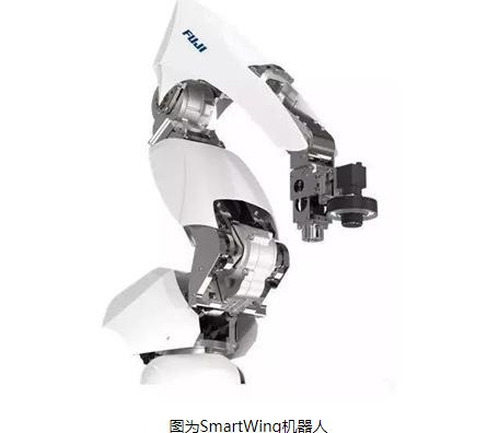 富士推出SmartWing机器人系统 工厂到货后立即可以使用