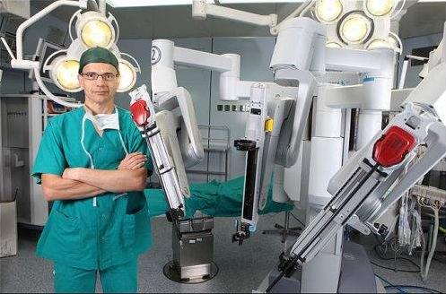 辽宁支持研发手术机器人等AI产业项目