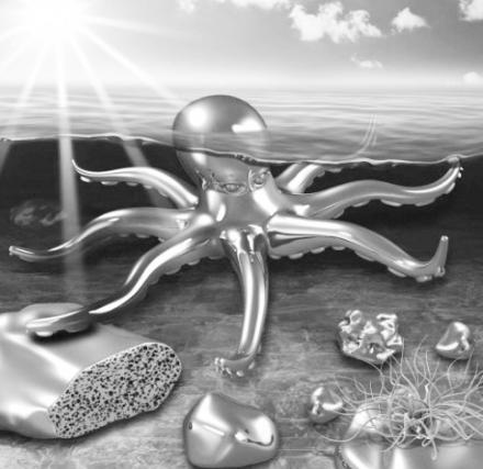 柔性机器人作为一个新兴领域 开始获得越来越广泛的关注