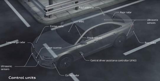 奥迪宣布与Luminar合作 为自动驾驶汽车找到了更安全更便宜的感知硬件