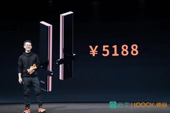 智能门锁界的爱马仕 鹿客Touch2 Pro卷起变革风潮