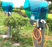交流充电桩原理 电动汽车交流充电桩的特点