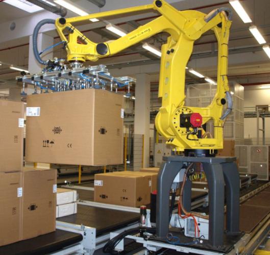 随着智能制造的发展 我国近年来涌现出了一批创新型机器人企业