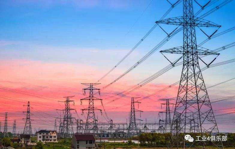 新型数字技术将提升电网的性能和效率创造出新收入契...