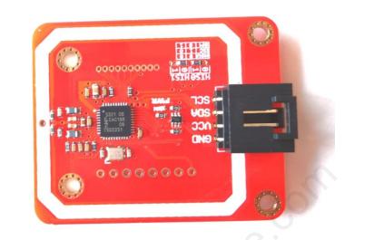 PN532 NFC RFID模块用户手册的详细资料免费下载