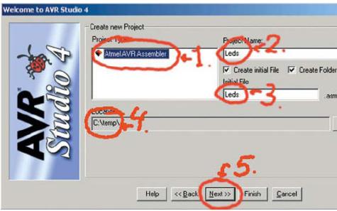 AVR STUDIO4的下载安装使用指南的详细资料免费下载