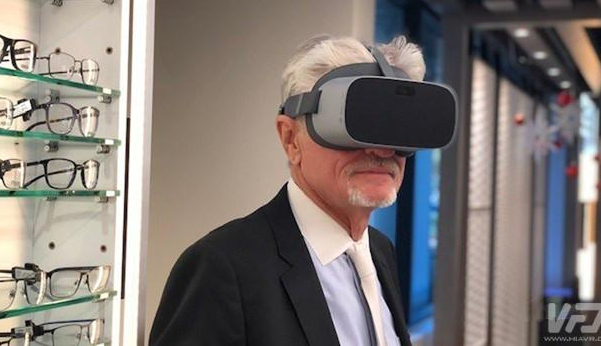 Pico联手NuEyes推出了一款面向视障人士的VR一体机设备