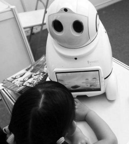 人工智能的方兴未艾 让家教机器人逐渐从梦想照进现...