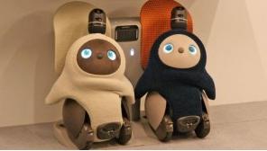 Groove X推出一款新研发的宠物机器人 人工...