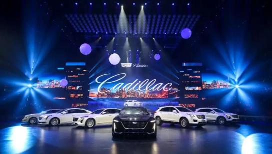 凯迪拉克全新一代CT6上市 开启智能化竞争时代