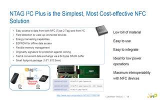 应用与消费电子产品和家用电器领域的近距离无线通信...