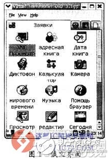 基于Qtopia的嵌入式俄文环境详解