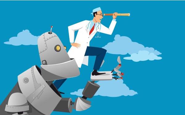 我国在人工智能与医疗融合的应用现状及发展对策建议...