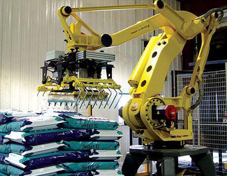 发那科码垛机器人伺服电机的常见故障及处理方法