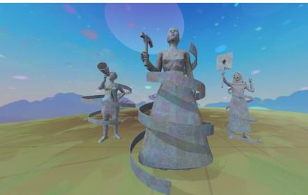 BBC推出VR体验可让用户用自己的话通过声控技术改变周围的世界