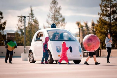 谷歌加强了无人驾驶汽车辨别儿童的能力
