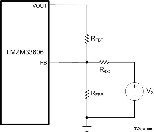 如何创建可编程输出反相降压?