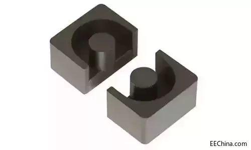 高频变压器磁芯形状对变压器工作的影响分析