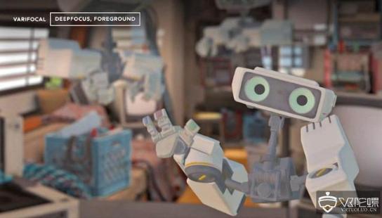 Facebook宣布为DeepFocus开源 能为VR头显带来逼真的视觉效果