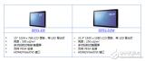研华IDP31ProFlat工业触控显示器系列,可支持多达10点触控