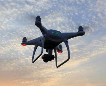 极飞科技发布无人机新产品