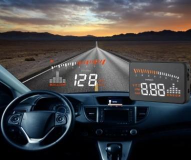 业界首款基于波导技术的汽车专用抬头显示器