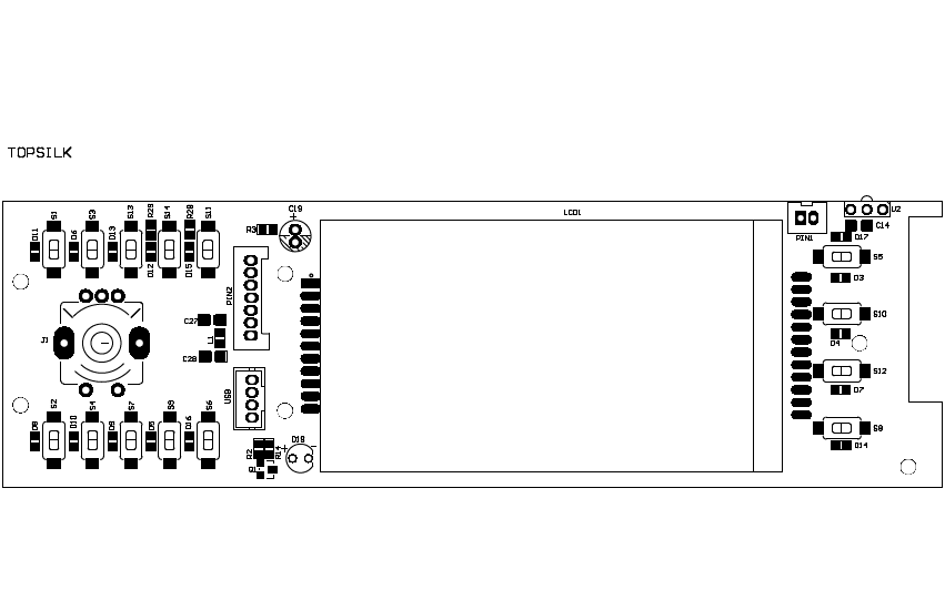Altium两层板显示板的练习案例资料合集免费下载