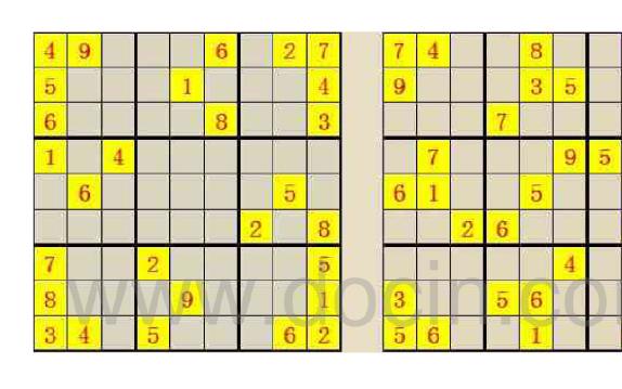 数独算法概述和数独的计算机和并行求解
