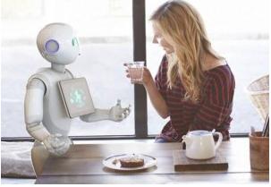 你还没见过的人工智能机器人大盘点