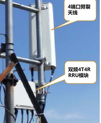 哈尔滨联通携手华为成功部署双频4T4R扇区劈裂解决方案