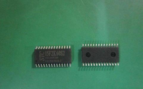 单片机STC15F2K60S2的详细资料和程序资料说明